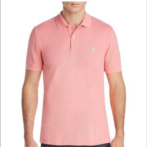 Salmon brooks brothers classic polo - size M